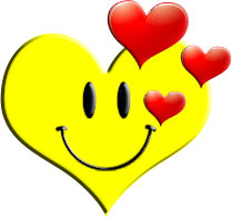 Hati yang tersenyum
